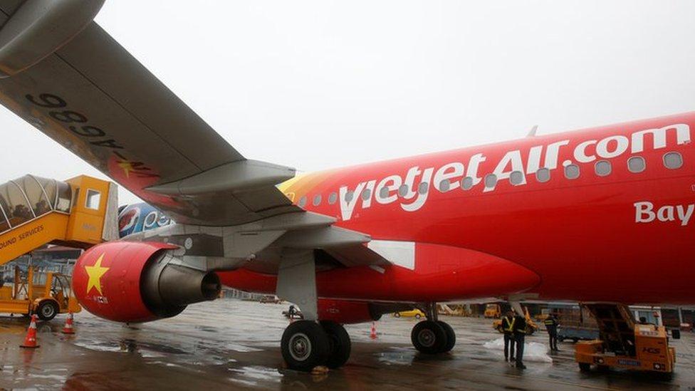 Vietnam's 'bikini airline' Vietjet takes off in public listing