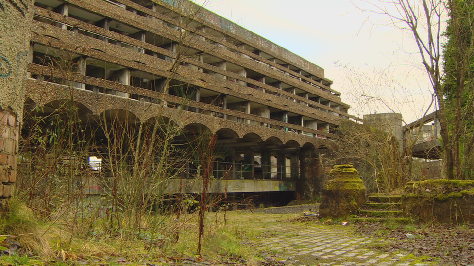 Modernist ruin is an 'albatross around our neck' says church