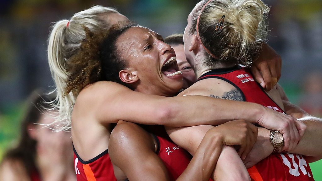 Netball World Cup 2019: We know who we are - England announce squad