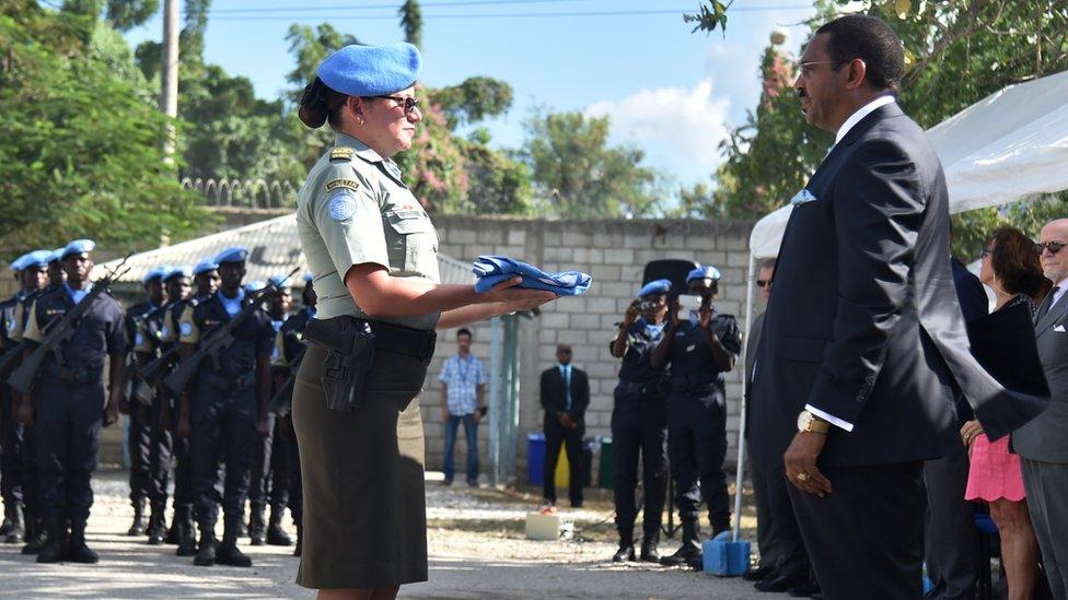 Haïti: nouvelle mission de l'ONU pour soutenir la justice