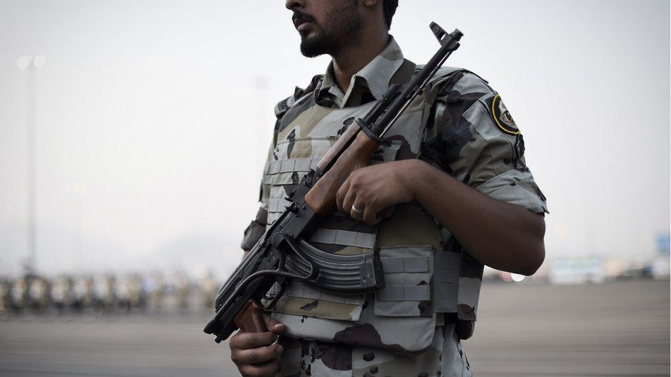 سعودي عربستان: ترهګرۍ پېښو کې د ۴۰ هېوادونو وګړي ښکېل دي