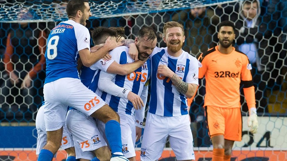 Highlights: Kilmarnock 2-1 Rangers