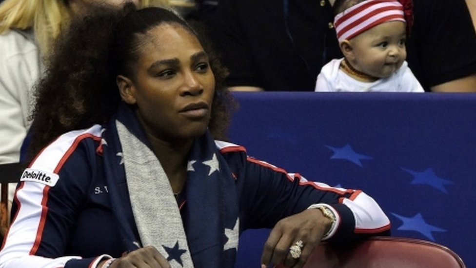 Serena Williams: Former world number one says she almost died giving birth