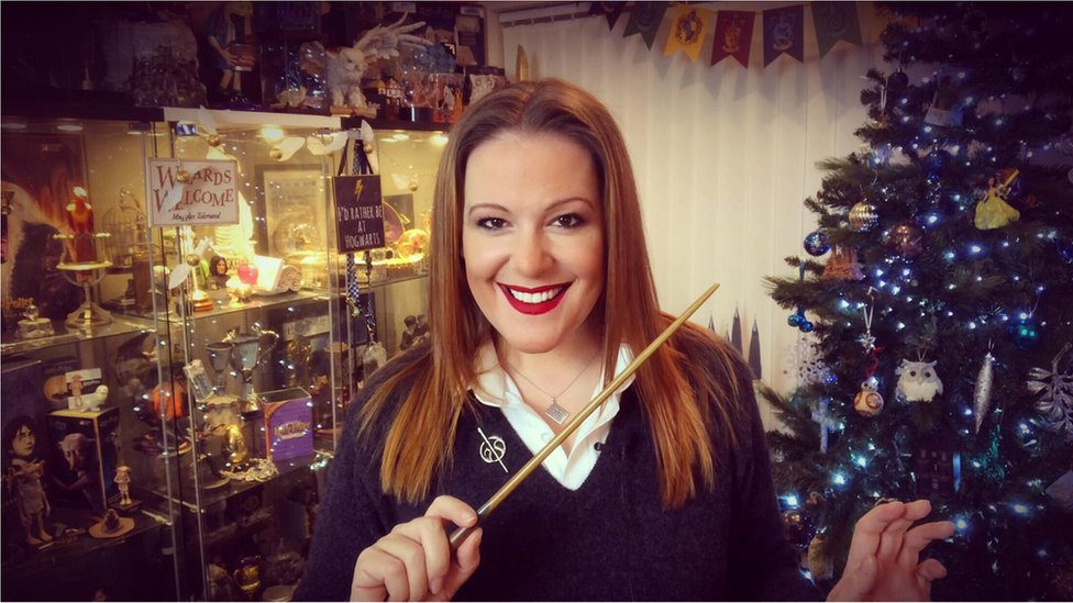 Harry Potter: Tonna fan bags memorabilia world record