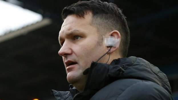 David McNamara: Referee ban for rock, paper, scissors kick-off draconian