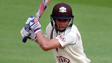 Sam Curran in action for Surrey