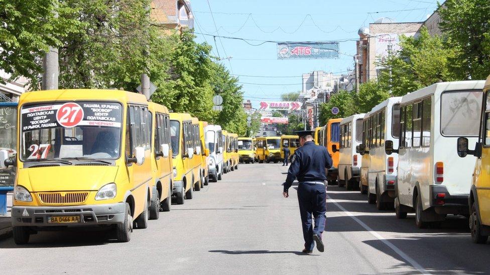 Коли в Україні зникнуть маршрутки?