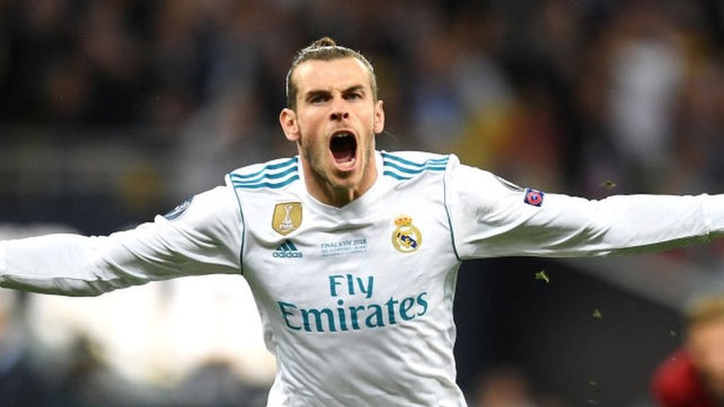 Bale double wins cup for Real Madrid