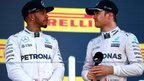 Hamilton still in title race - Rosberg