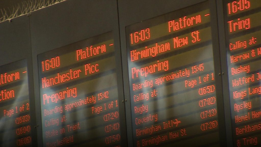 Why is Euston station closed for next three weekends?
