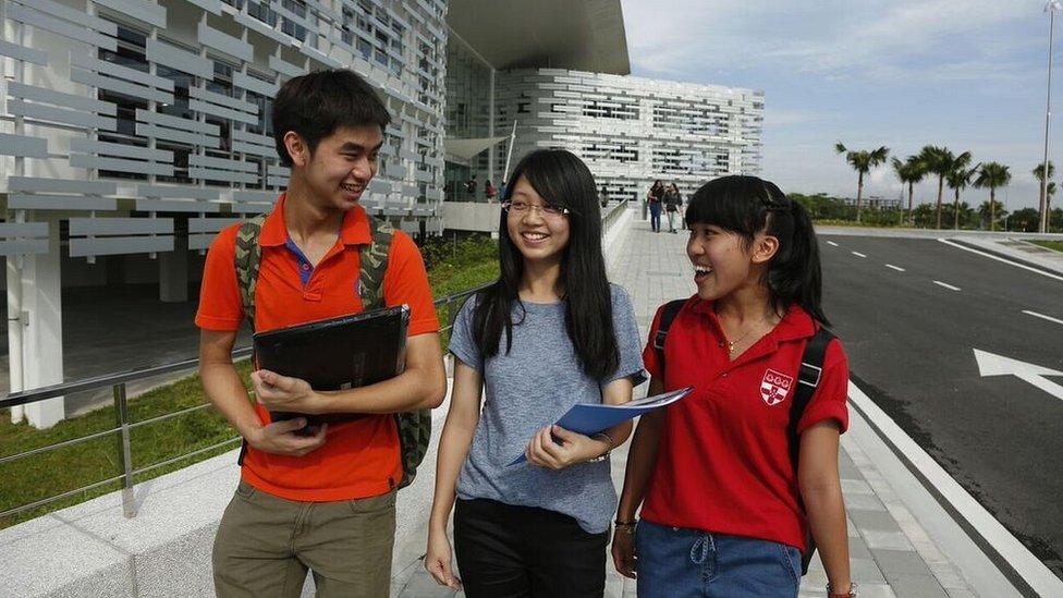 Reading 'exports' university to Malaysia