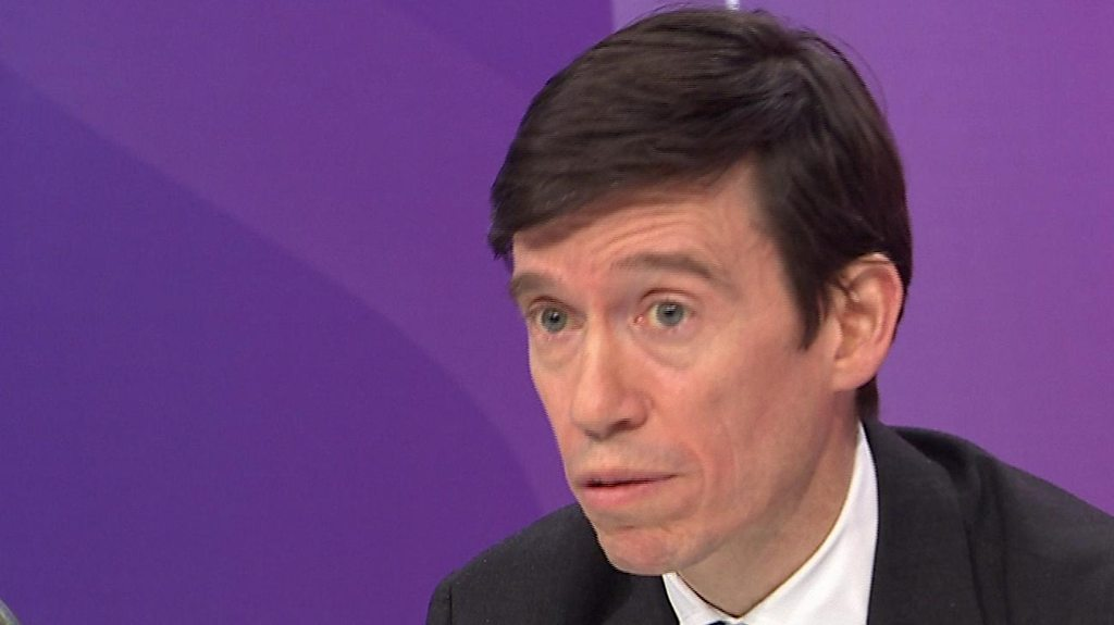 Rory Stewart: Brexit red lines 'could shift'