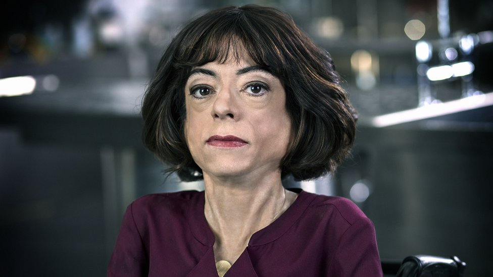 Liz Carr: Silent Witness actress in 'frightening' scissor attack