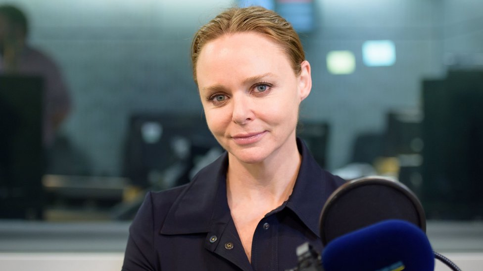 <![CDATA[Stella McCartney proud of her Beatle dad's song]]>