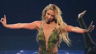 Britney brings Vegas show to London