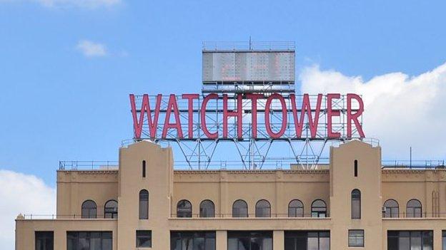 Watchtower, la sede principal de los Testigos de Jehová en Reino Unido.