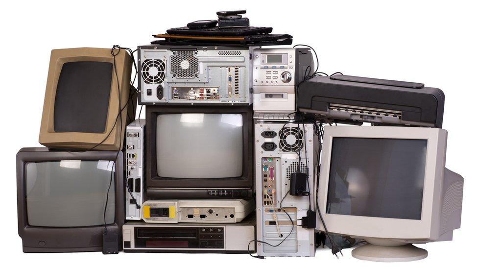Computadoras viejas
