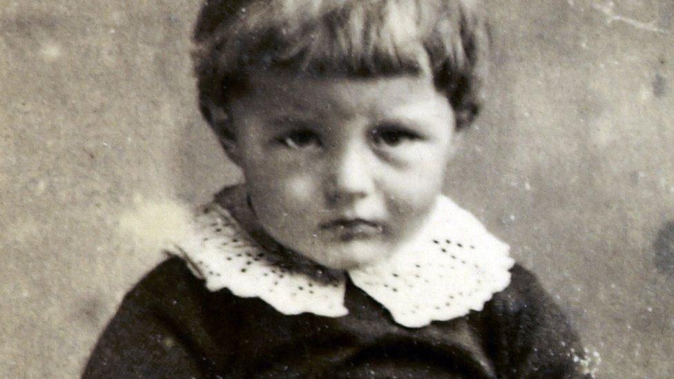 Barnardo's archive photos reveal first foster children