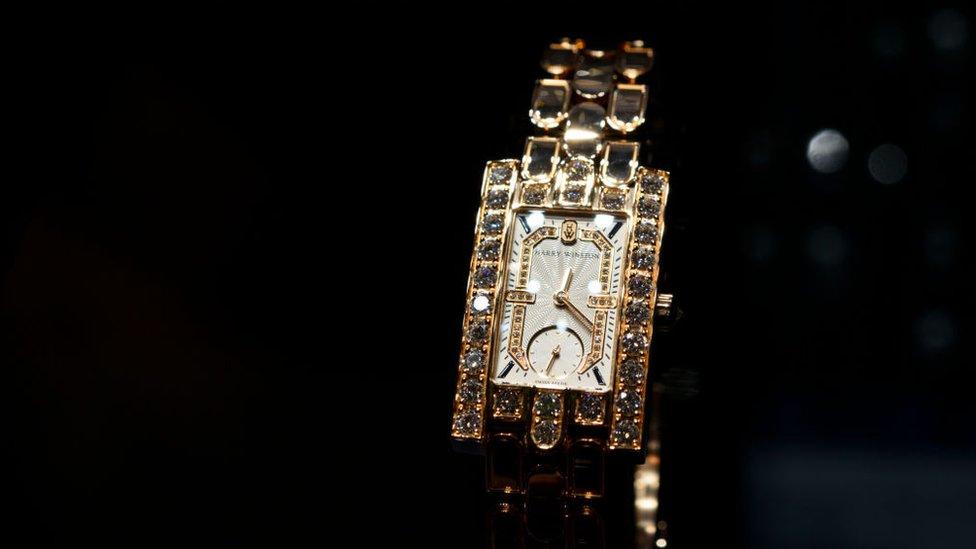 Reloj en Baselworld