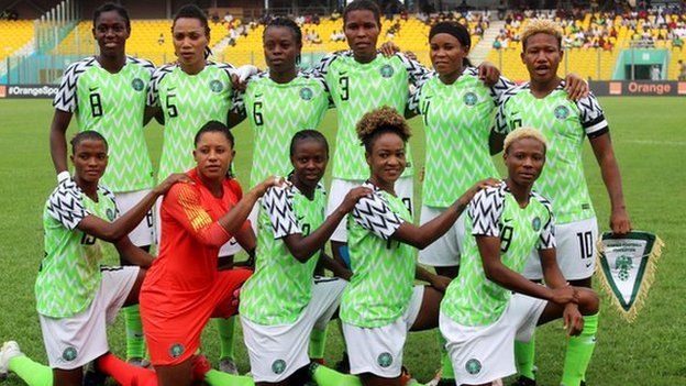 African champions Nigeria will face hosts France at 2019 Women's World Cup