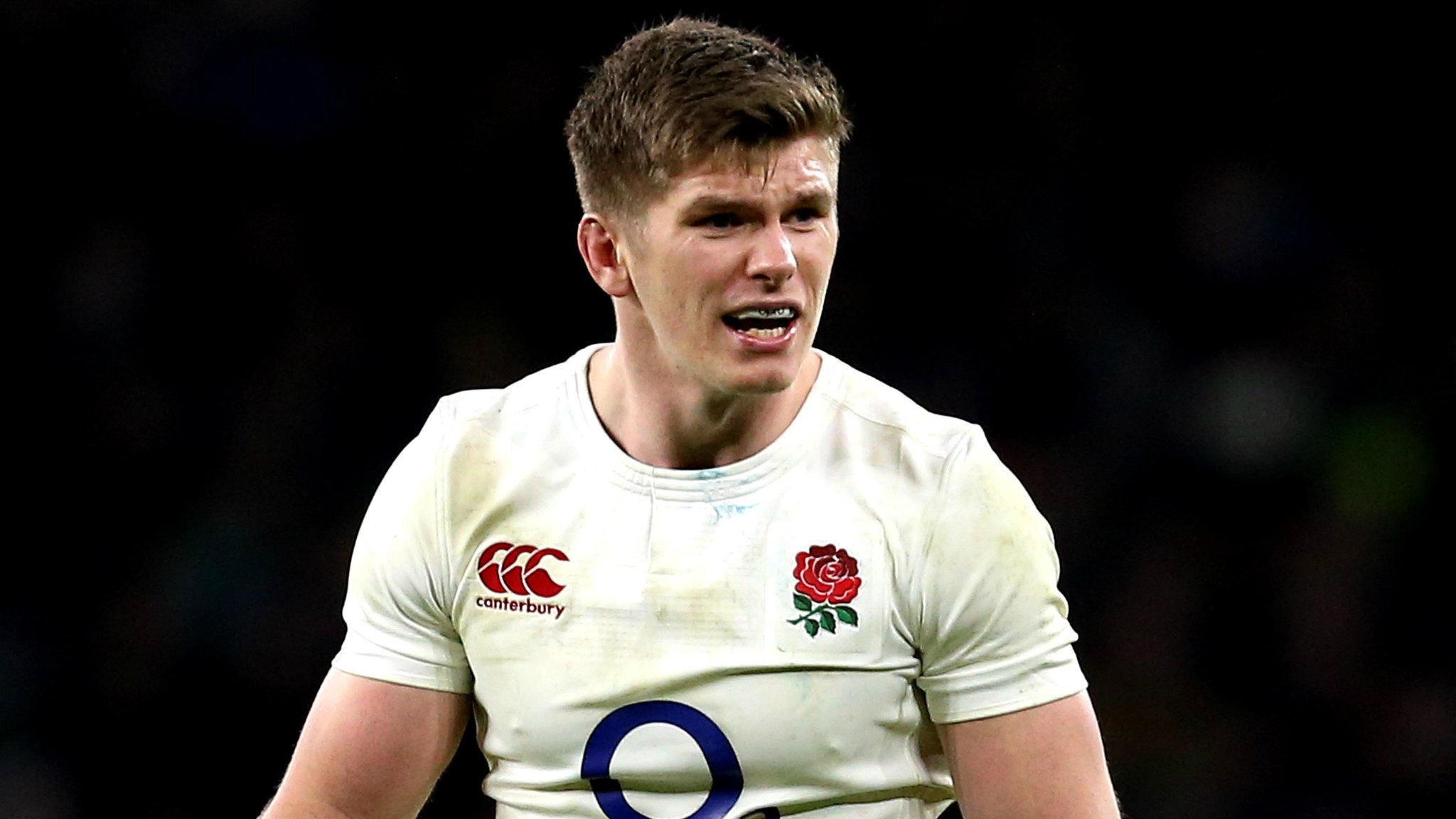 Farrell praises 'brilliant' advice from Wilkinson