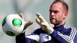NI keeper Alan Mannus