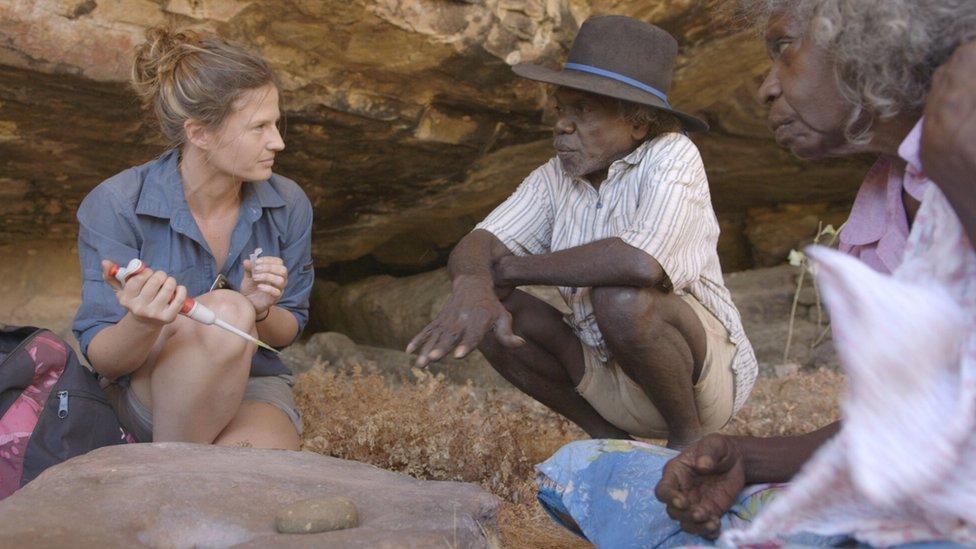 Последние находки археологов переворачивают представление о первых австралийцах