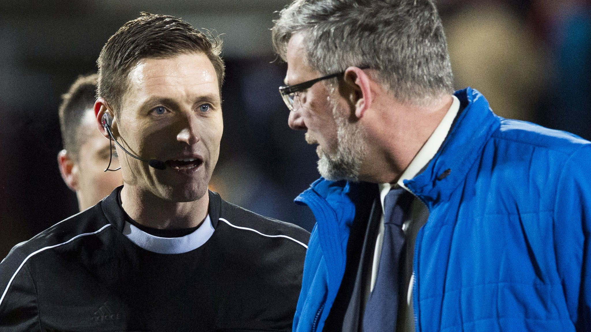 Hearts' Craig Levein backs VAR ahead of salaried referees