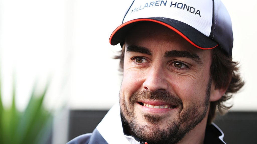 Fernando Alonso: McLaren driver signs new contract for 2018 season