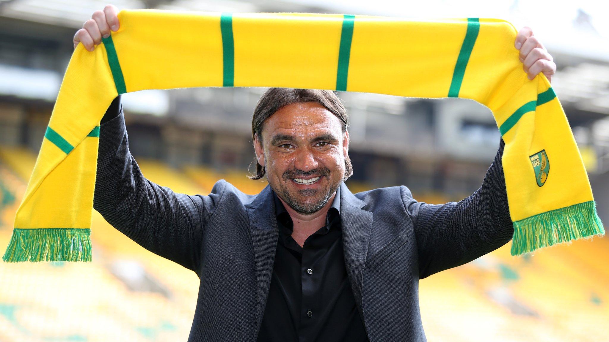 Norwich similar to Dortmund, says new boss Farke