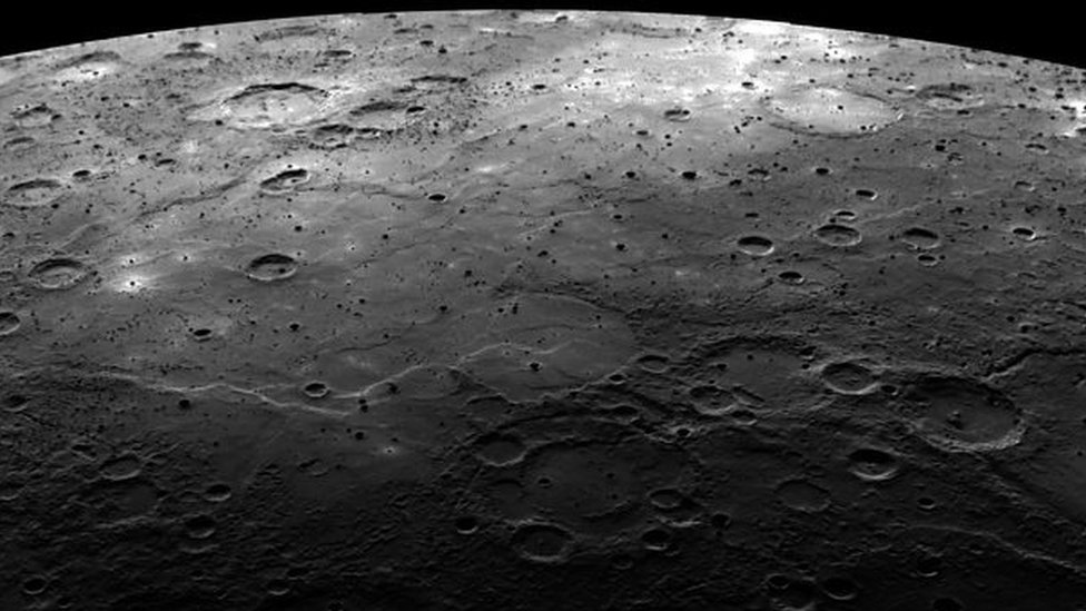 Mercury: Learning from the strangest planet | BBC