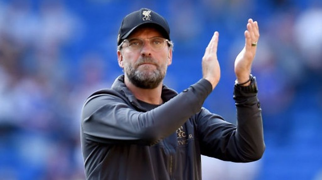 Liverpool were unbelievable against Cardiff - Klopp