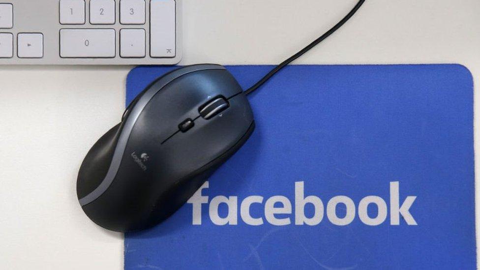 Facebook виявив тільки три
