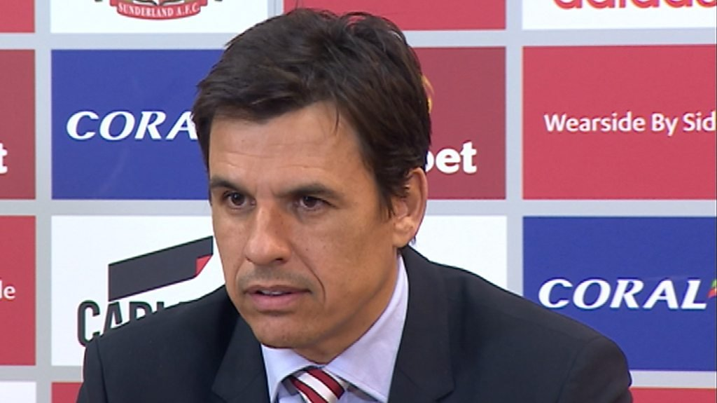 Chris Coleman: Sunderland need to back away from cliff edge