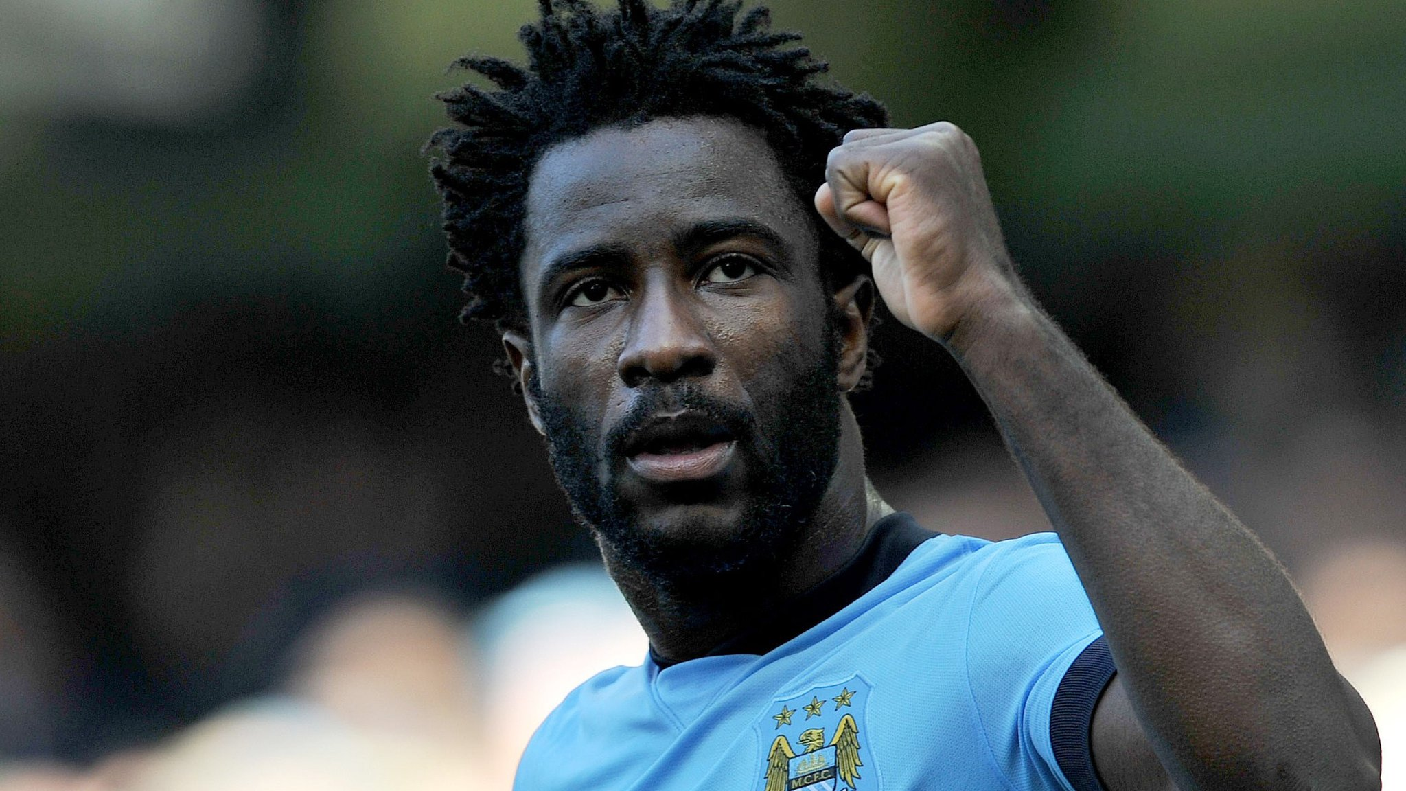 Wilfried Bony: Man City striker in loan talks with Stoke City