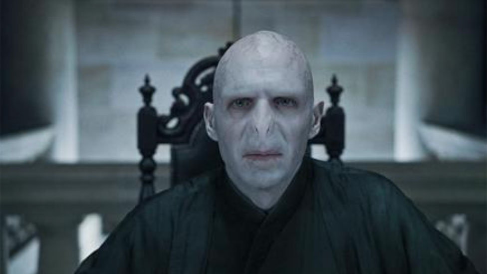Voldemort, villano de las películas de Harry Potter (Foto: REUTERS/Warner Bros. Pictures)