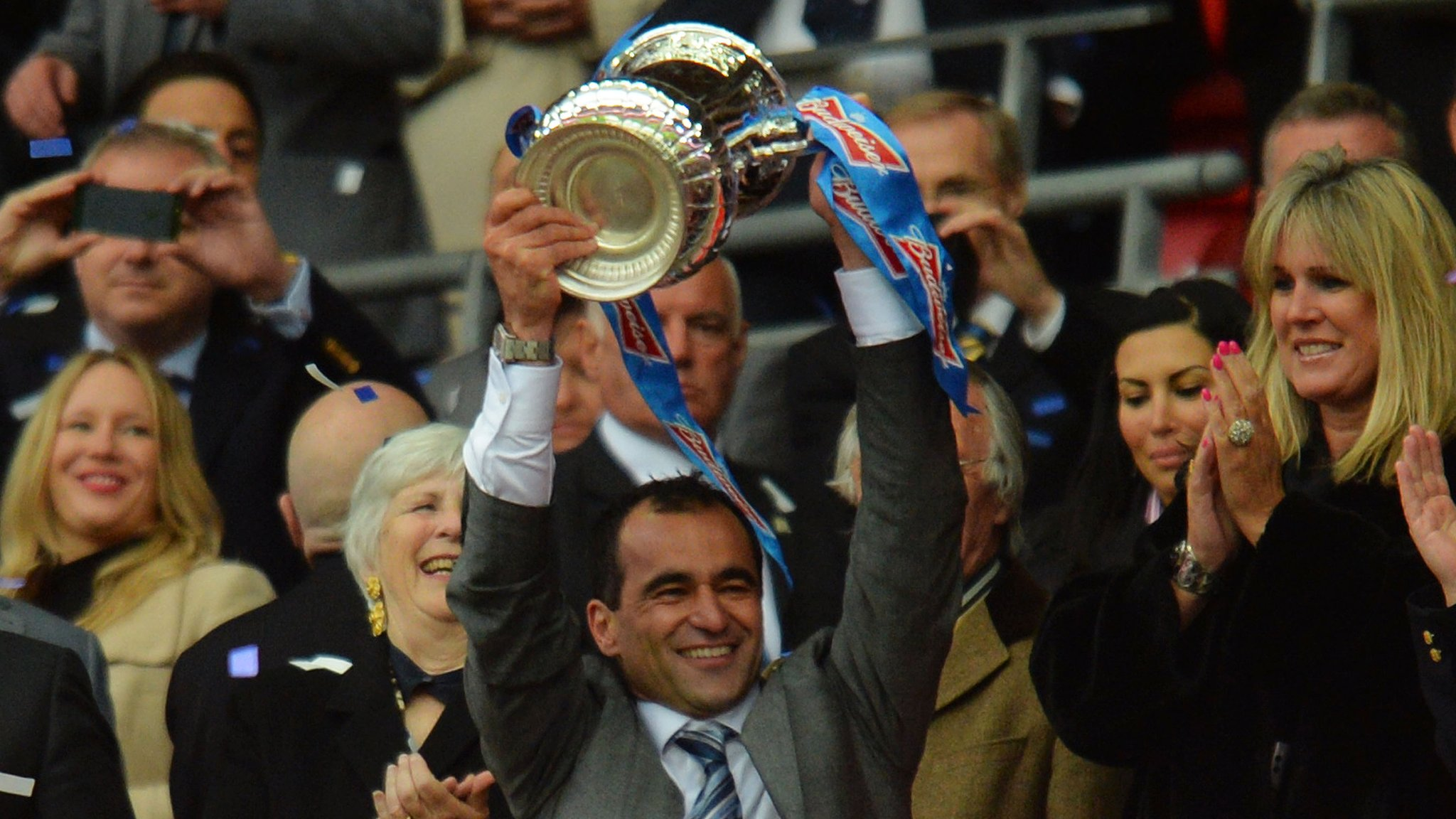 FA Cup: Roberto Martinez on how Wigan ethos can help Belgium win World Cup