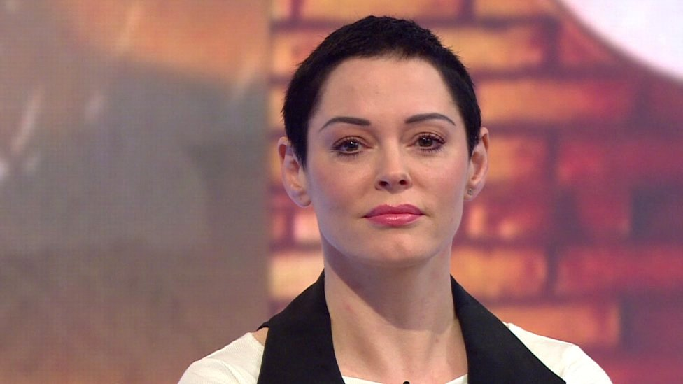 Rose McGowan: 'Weinstein tried to contact me'