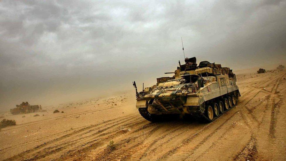 Sci-fi Iraq