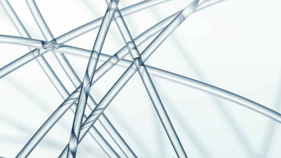 Fibras de nylon
