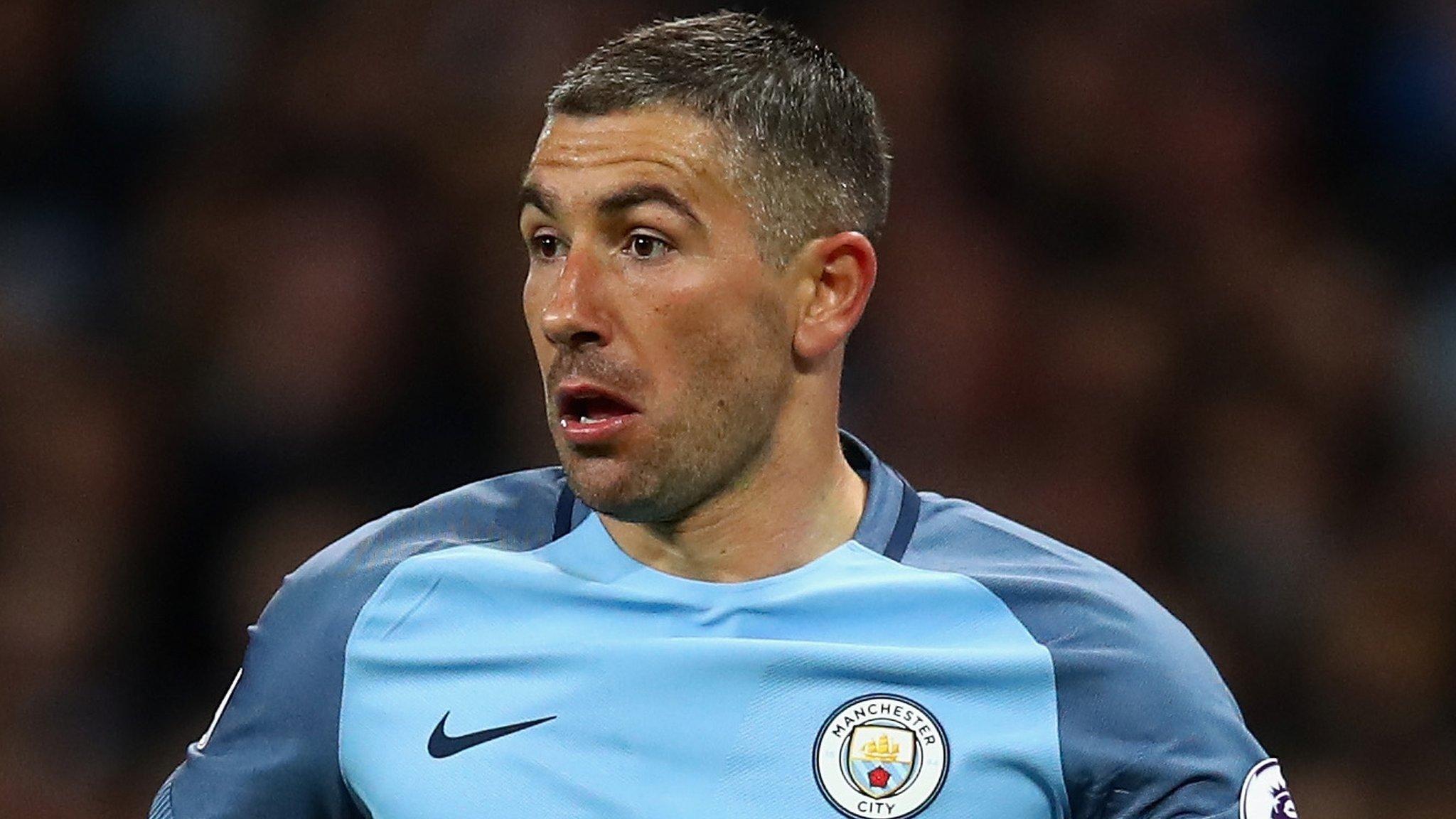 Aleksandar Kolarov: Man City defender joins Roma on three-year-deal