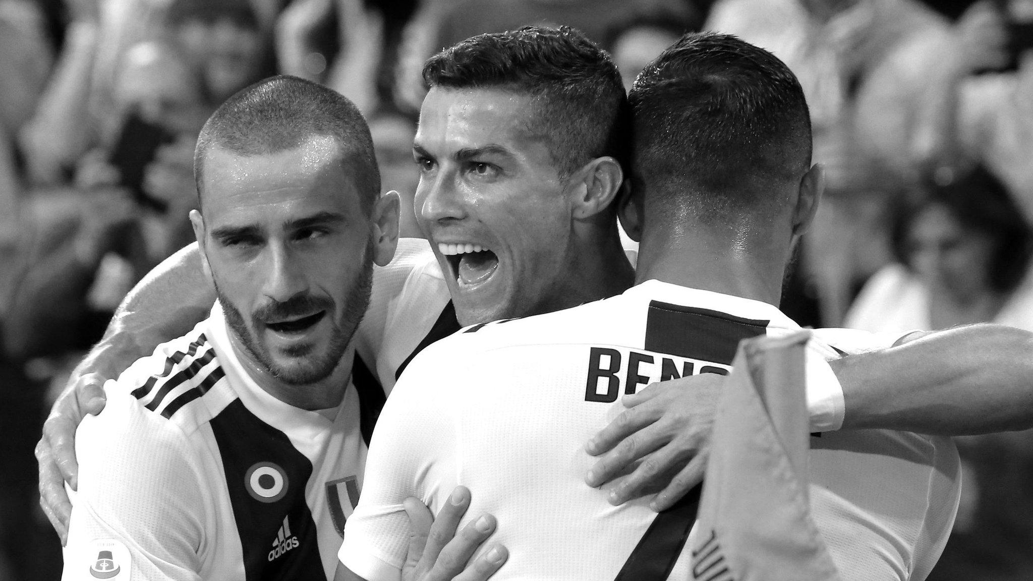 Man Utd v Juventus: Cristiano Ronaldo returns as Juve target European glory