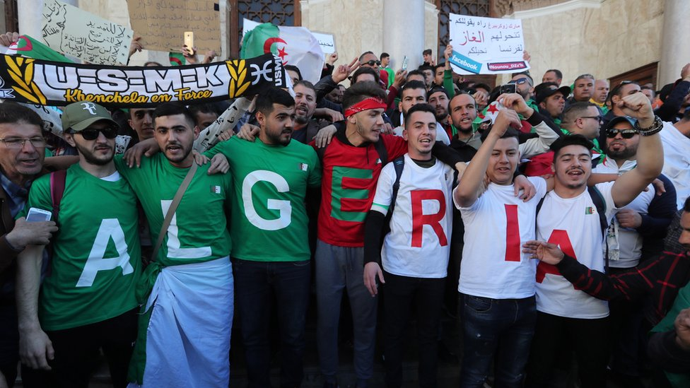 Truth or Not? Algerian protests against President Bouteflika 'biggest yet'