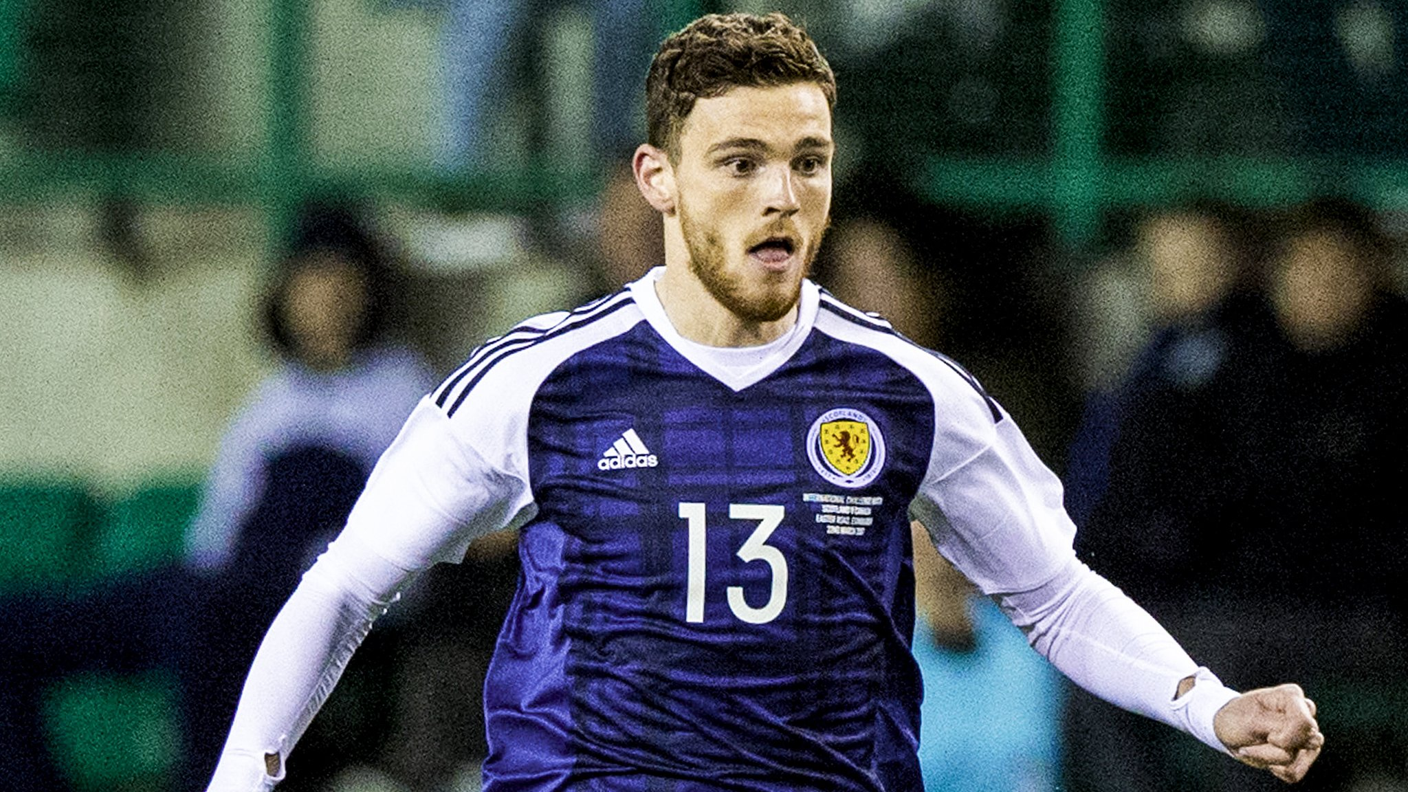Robertson targets Scotland win over England