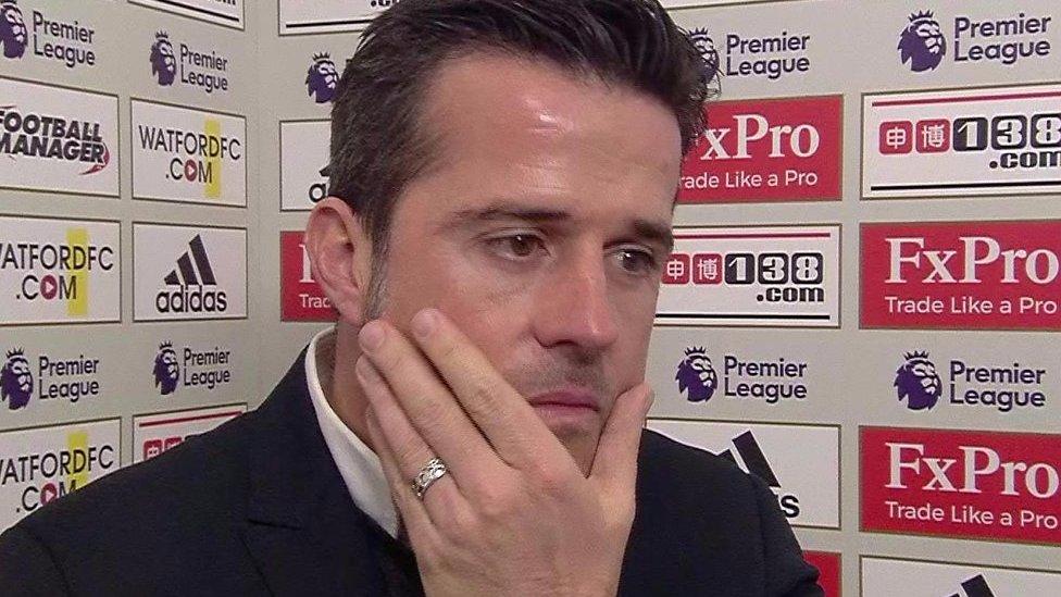 Watford 1-4 Huddersfield: Everton link has not harmed Watford - Silva