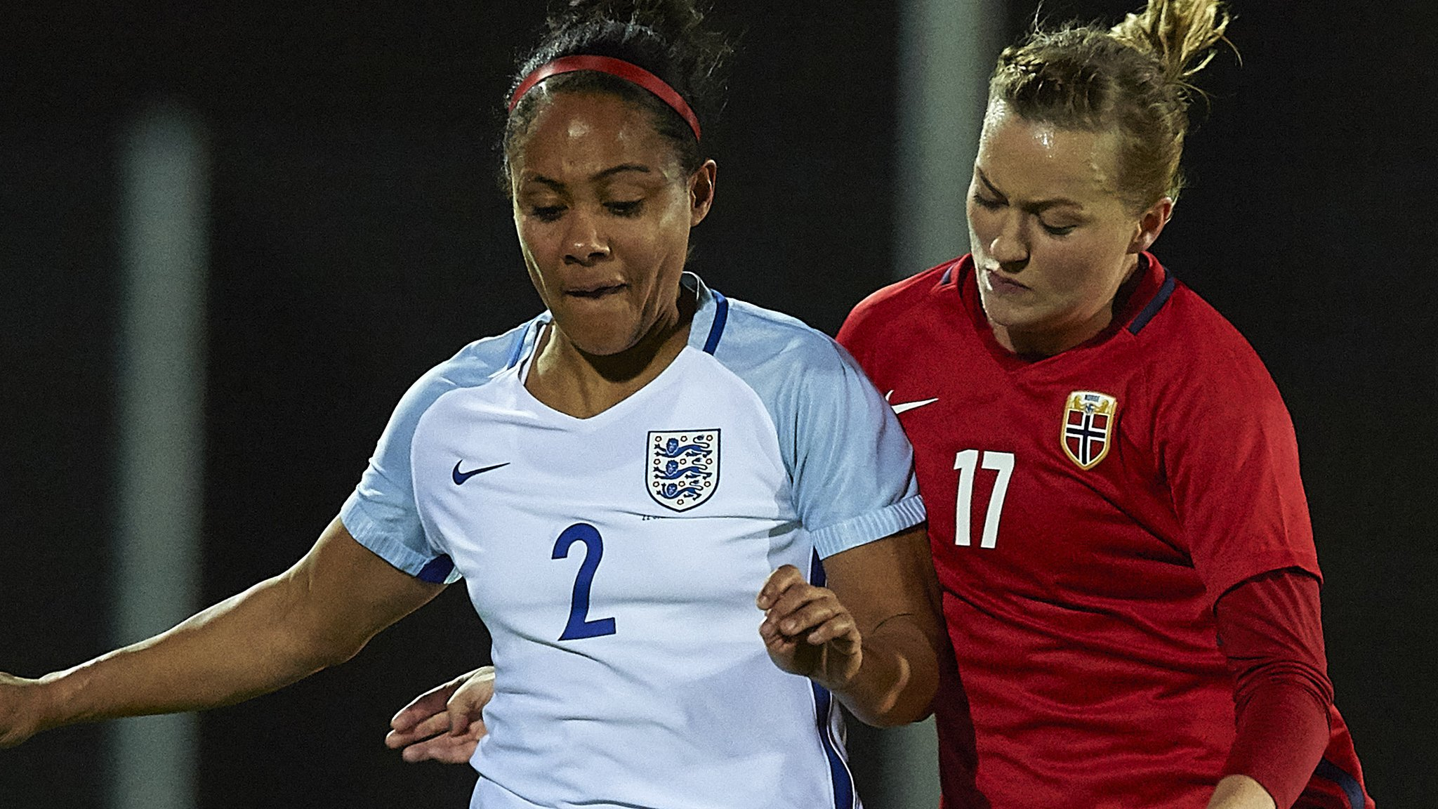 England women lose to Norway in friendly