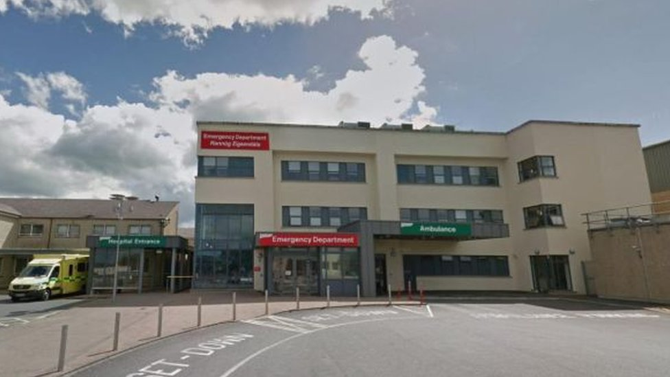 Bodies 'left to decompose' on Waterford hospital trolleys