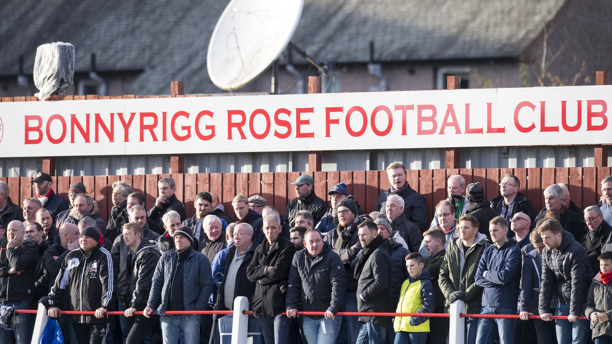 Bonnyrigg Rose want Hibs tie to be at 'holy ground' Tynecastle