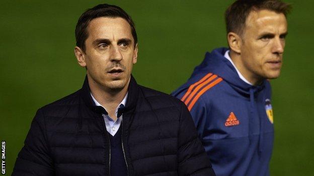 Bos Valencia ingin masa depan manajerial