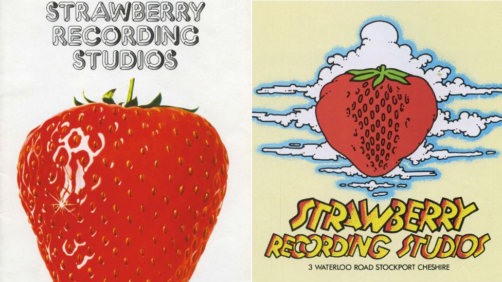 BBC News - Strawberry Studios: Exhibition marks Stockport's music recording legacy